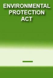 Bulgarian Environmental Protection Act, part 1