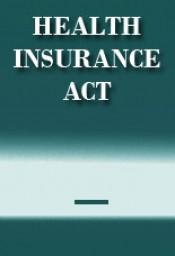 Bulgarian Health Insurance Act, part 1