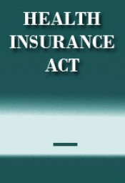 Bulgarian Health Insurance Act, part 2