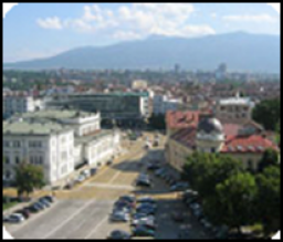 The first Balkan conference takes place in Sofia, Bulgaria