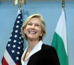"The US Ambassador Ms Nancy Mc Eldowney: ""Relations between Bulgaria and the United States of America have never been better"""