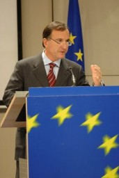 The European Commission officially presented reports for Bulgaria and Romania