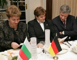 Legal collaboration between Bulgaria and Germany